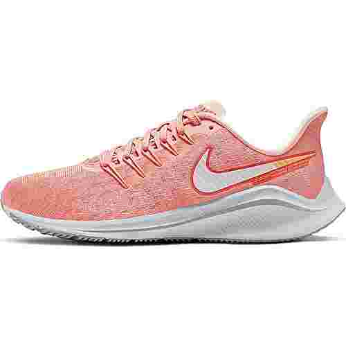 Nike Air Zoom Vomero 14 Laufschuhe Damen pink quartz-vast grey-celestial gold