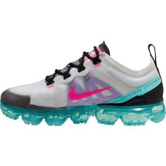 Nike Air Vapormax 2019 Sneaker Damen platinum tint-pink blast-aurora green