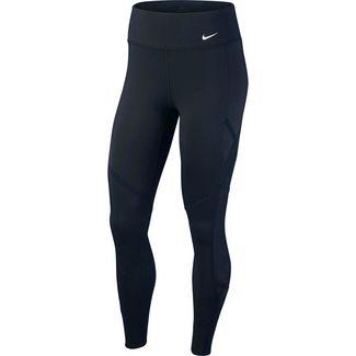 Nike Rebel Tights Damen black-white