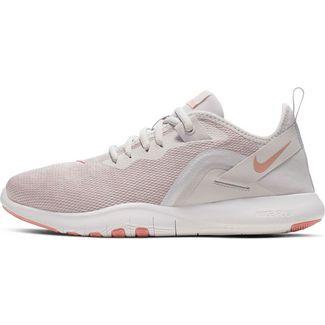 Nike Flex Trainer 9 Fitnessschuhe Damen vast grey-pink quartz