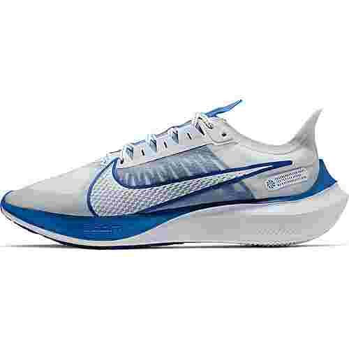 Nike Zoom Gravity Laufschuhe Herren white-clear-racer blue-football grey