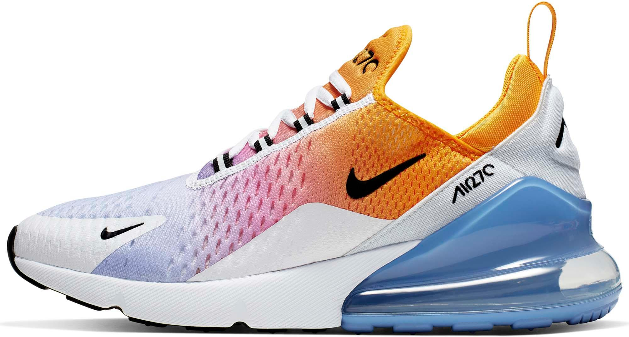 look out for best online release date: Nike Air Max 270 Sneaker Herren university gold-black-university blue im  Online Shop von SportScheck kaufen