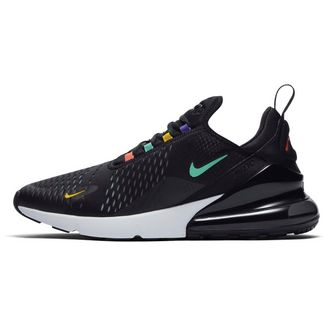 Nike Air Max 270 Sneaker Herren black-flash crimson-university gold