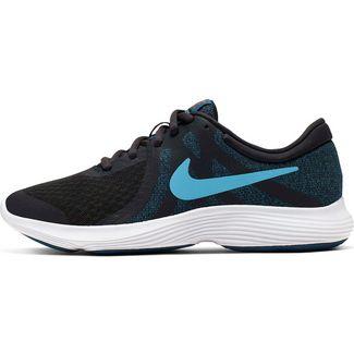 Nike Revolution Fitnessschuhe Kinder off-noir-lt-current-blue-blue-force