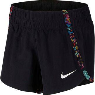 Nike Dry Funktionsshorts Kinder black-white-gcw#3