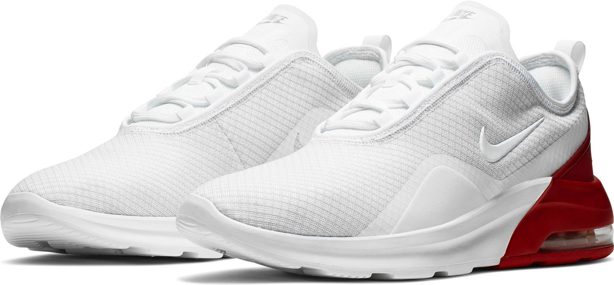 Nike Air Max Motion Sneaker Herren white white university red platinum tint im Online Shop von SportScheck kaufen