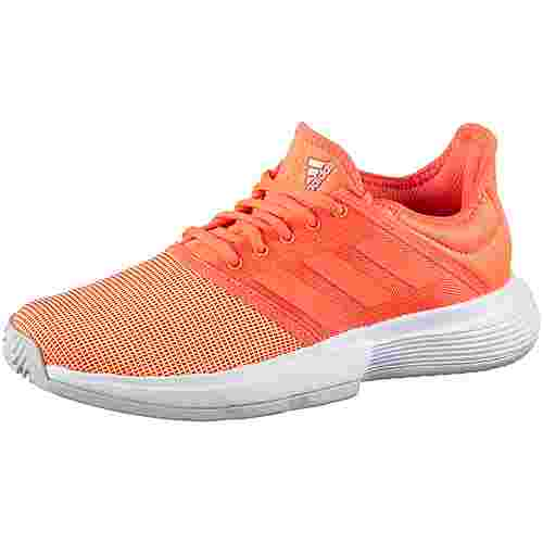 adidas GameCourt W Tennisschuhe Damen hi-res coral