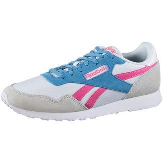 Reebok Royal Ultra Sneaker Damen white-solar pink-blue