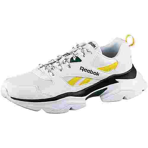 Reebok Royal Bridge Sneaker white-green-yellow-blue