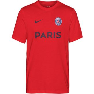 Nike Paris Saint-Germain T-Shirt Herren challenge red