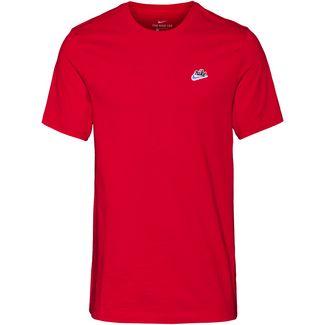 Nike NSW Heritage T-Shirt Herren university red