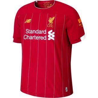 NEW BALANCE FC Liverpool 19/20 Heim Fußballtrikot Kinder rot