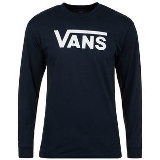Vans Classic LS Sweatshirt Herren blau / weiß