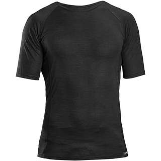 GripGrab Merino  Polyfibre 50/50 Funktionsshirt black
