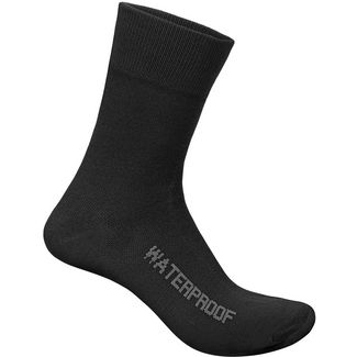 GripGrab Lightweight Waterproof Sock Sportsocken black