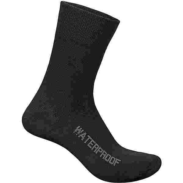 GripGrab Lightweight Waterproof Sock Sportsocken black