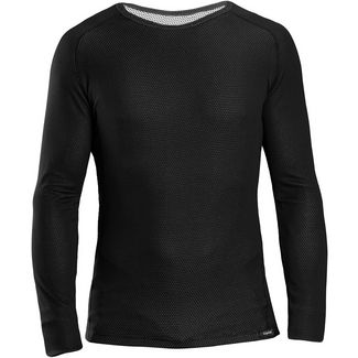 GripGrab Ride Thermal Long Sleeve Funktionsshirt black