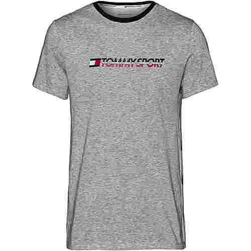Tommy Sport T-Shirt Herren grey heather