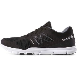 Reebok Yourflex Train 11 Fitnessschuhe Herren black-true grey-white