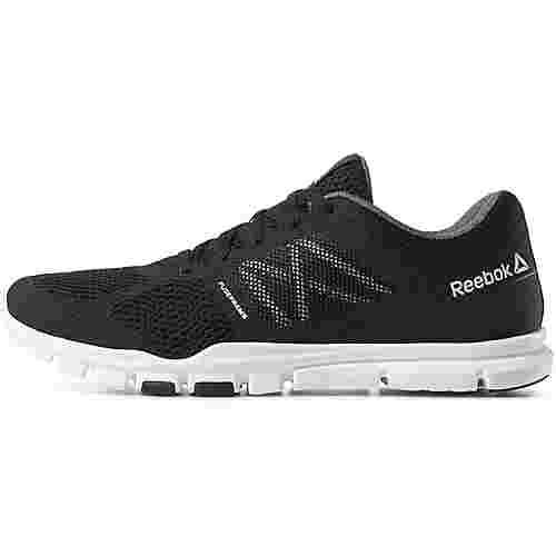 Reebok Yourflex Train 11 Fitnessschuhe Herren black-true grey-white