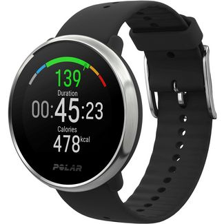 Polar Ignite Sportuhr Black