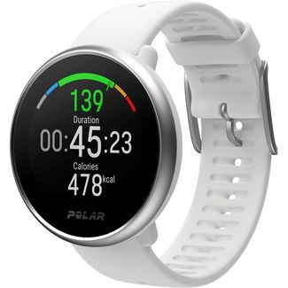 Polar Ignite Sportuhr White