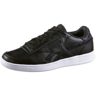 Reebok Royal Techqu Sneaker Damen black-white