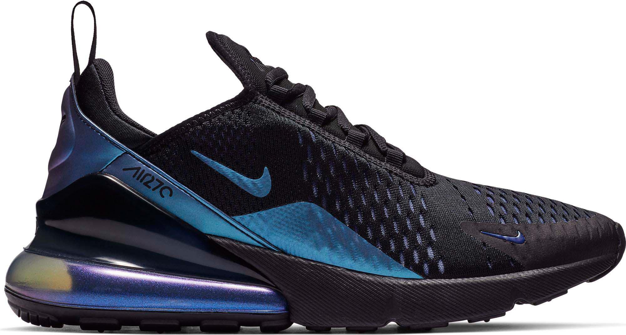 Nike Air Max 270 Sneaker Herren black laser fuchsia regency im Online Shop von SportScheck kaufen