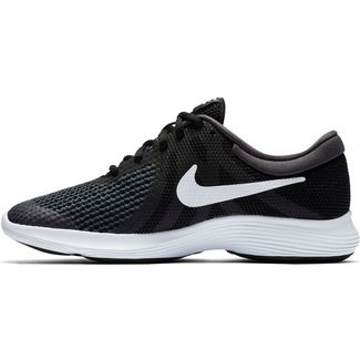 Nike Revolution Laufschuhe Kinder black-white-anthracite
