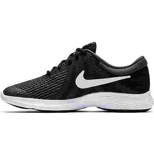 Nike Revolution Laufschuhe Kinder black-white-anthracite