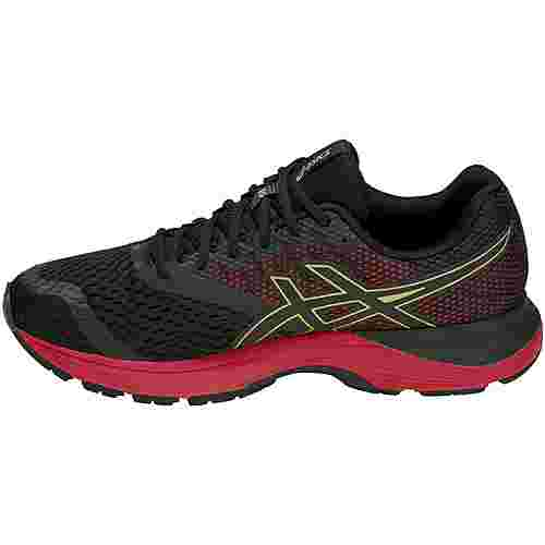ASICS Gel-Pulse 10 Laufschuhe Herren black-rich-gold