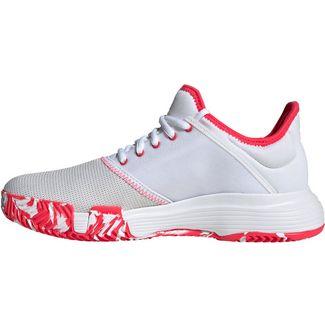 adidas GameCourt W multico Tennisschuhe Damen ftwr white