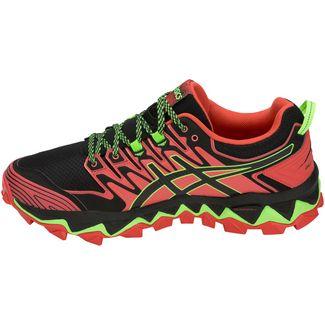 ASICS Gel-Fujitrabuco 7 GTX® Trailrunning Schuhe Herren red-snapper-blk