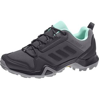 adidas AX3 Multifunktionsschuhe Damen grey five-core black-clear mint