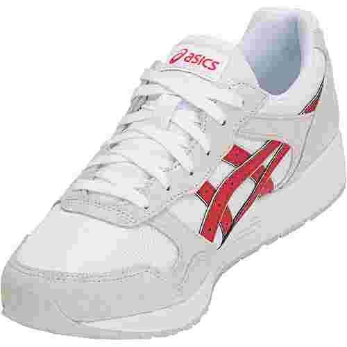 ASICS Lyte-Trainer Sneaker Herren white-classic red
