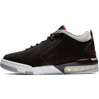 c7ca280e4e Nike Jordan Big Fund Basketballschuhe Herren black-metallic silver-white