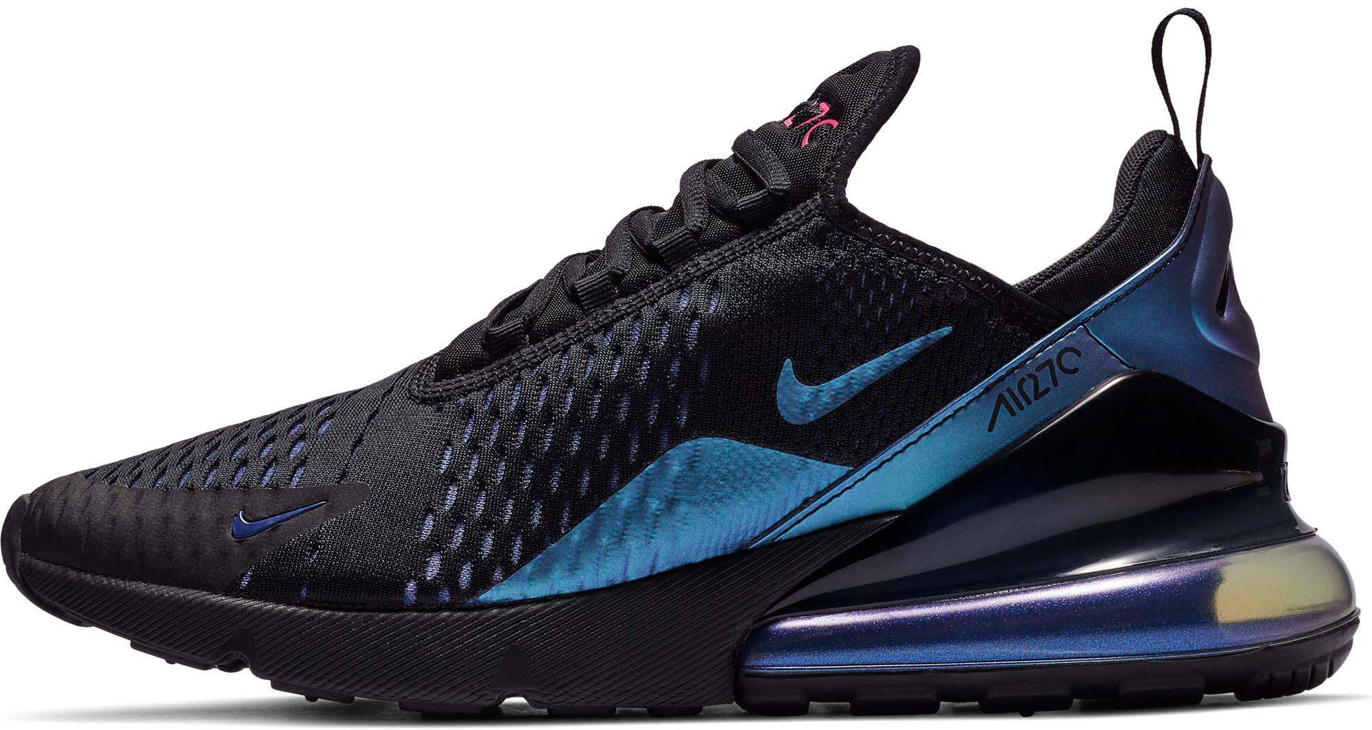 Nike Air Max Schwarz Blau aktion