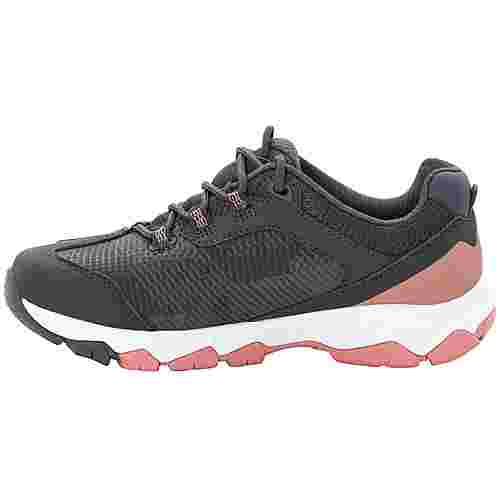 Jack Wolfskin Rock Hunter Low Wanderschuhe Damen rose quartz