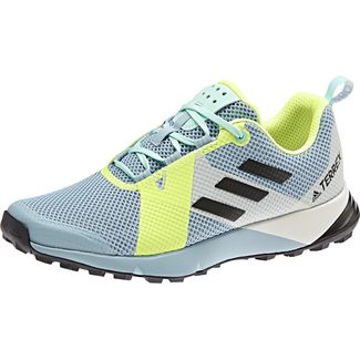 adidas Two Trailrunning Schuhe Damen ash grey