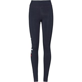 Reebok Linear Leggings Damen heritage navy