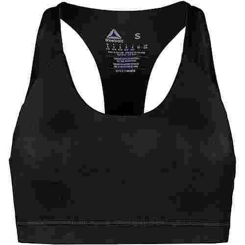 Reebok Sport-BH Damen black