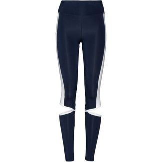 Tommy Sport Leggings Damen sport navy