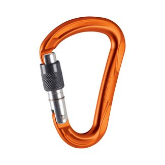 Mammut Wall HMS Karabiner orange Screw Gate