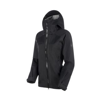 Mammut Masao HS Hooded Jacket SE Women Hardshelljacke Damen black