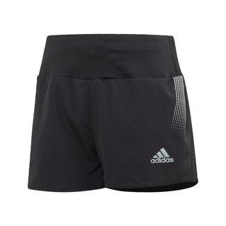 adidas Run Shorts Funktionsshorts Kinder Black / Reflective Silver
