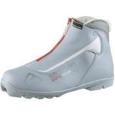 Salomon Siam 5 Prolink Langlaufschuhe Damen light grey