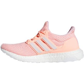 adidas Ultra Boost Sneaker Damen clear orange