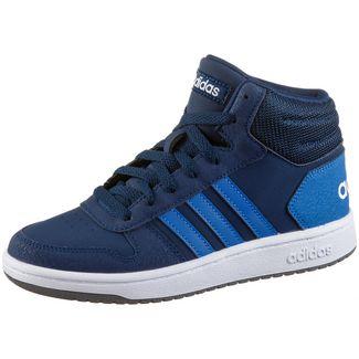 adidas Hoops Sneaker Kinder dark-blue