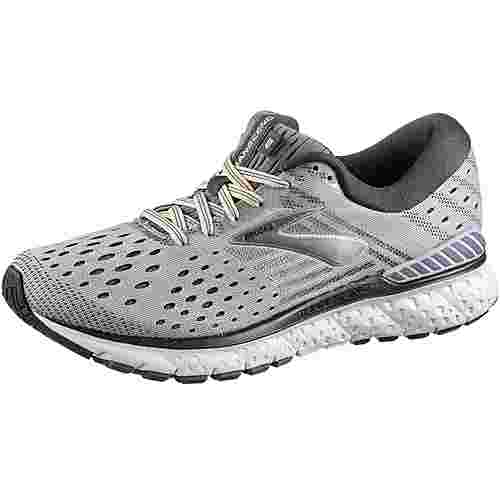 Brooks Transcend 6 Laufschuhe Damen grey-pale peach-silver