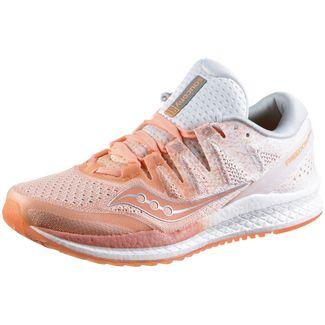 Saucony FREEDOM ISO 2 Laufschuhe Damen peach-white